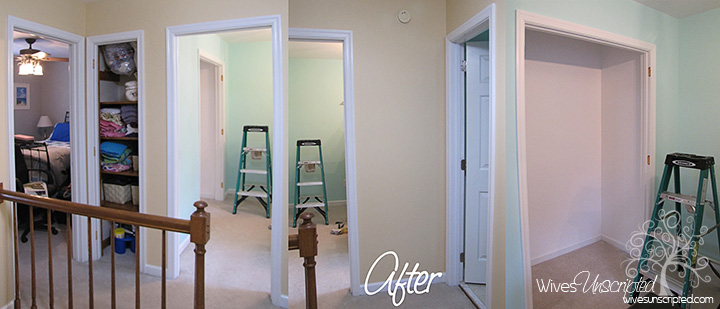 Painting Wood Trim Wivesunscripted